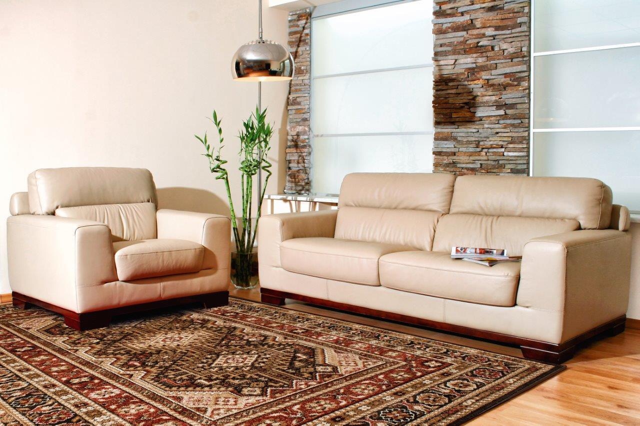 Duży dywan do dużego salonu