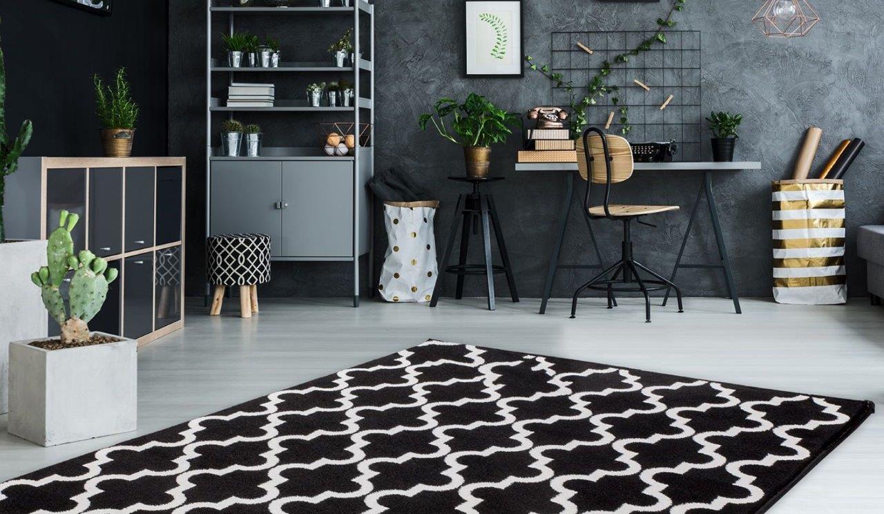 W jaki sposób dobierać dywan do wnętrza?