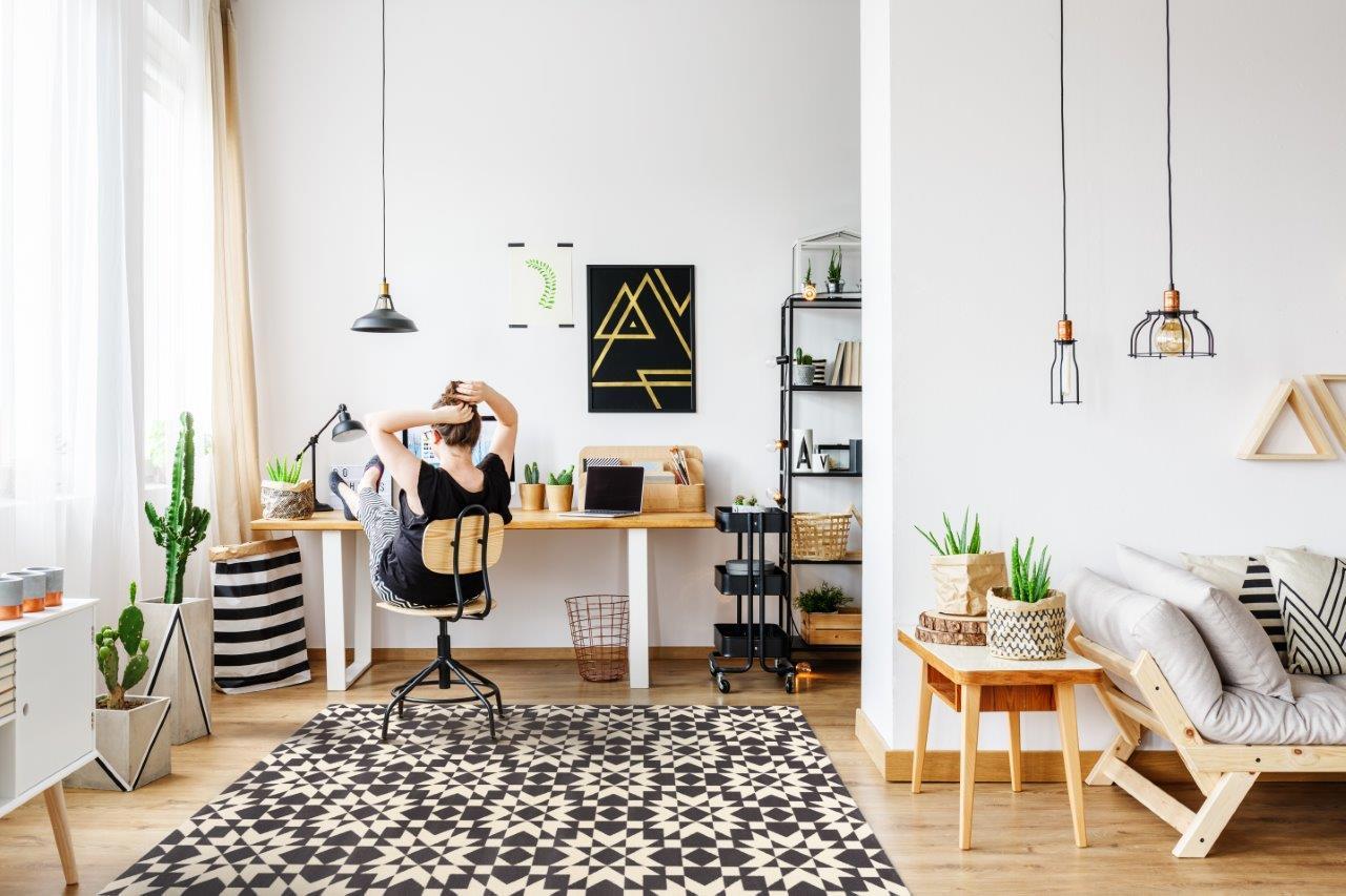 Jaki wybrać dywan do wnętrza?