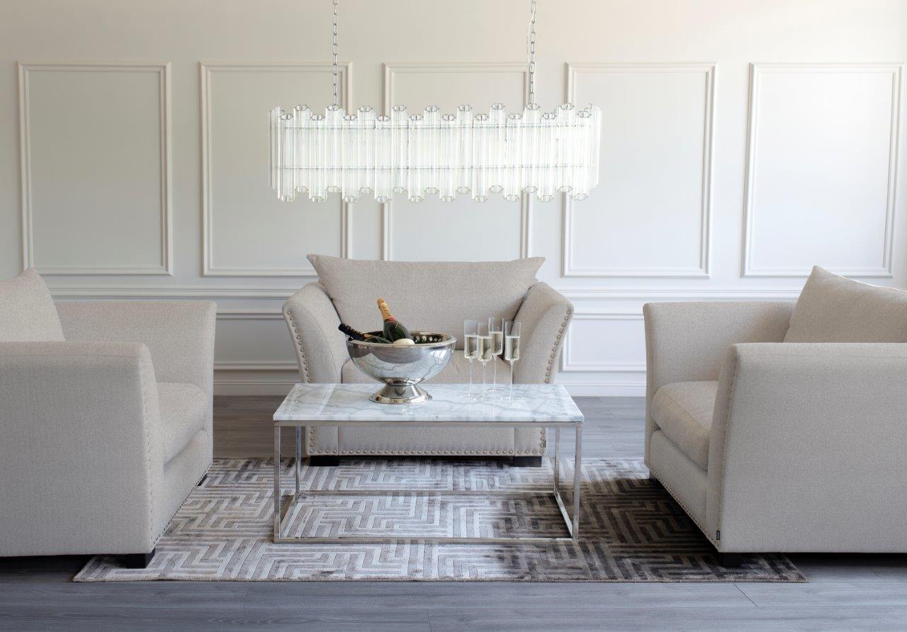 Nowoczesny dywan do minimalistycznego wnętrza