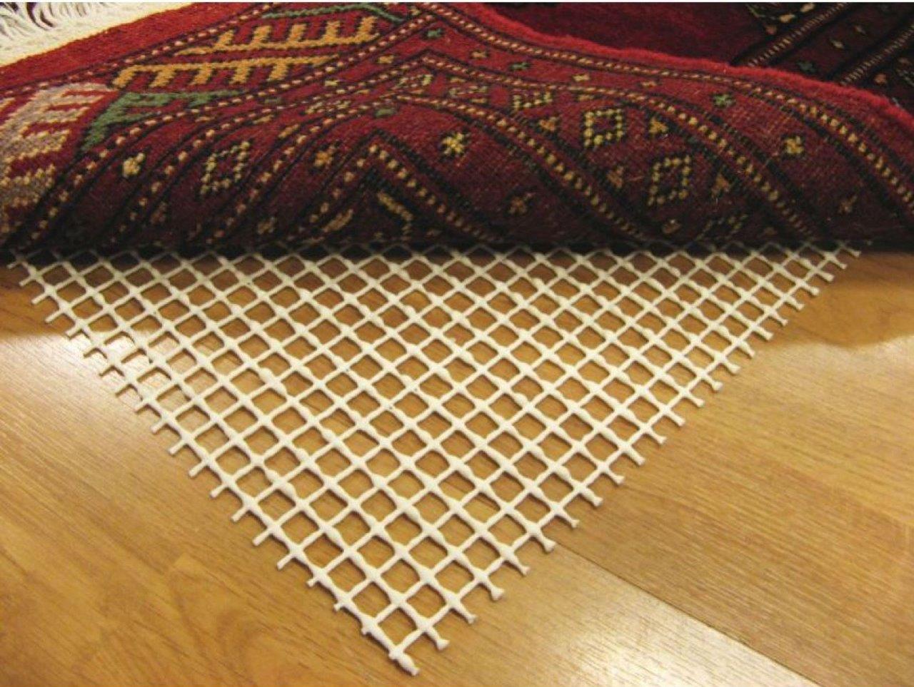 Jak zabezpieczyć dywan przed ślizganiem?