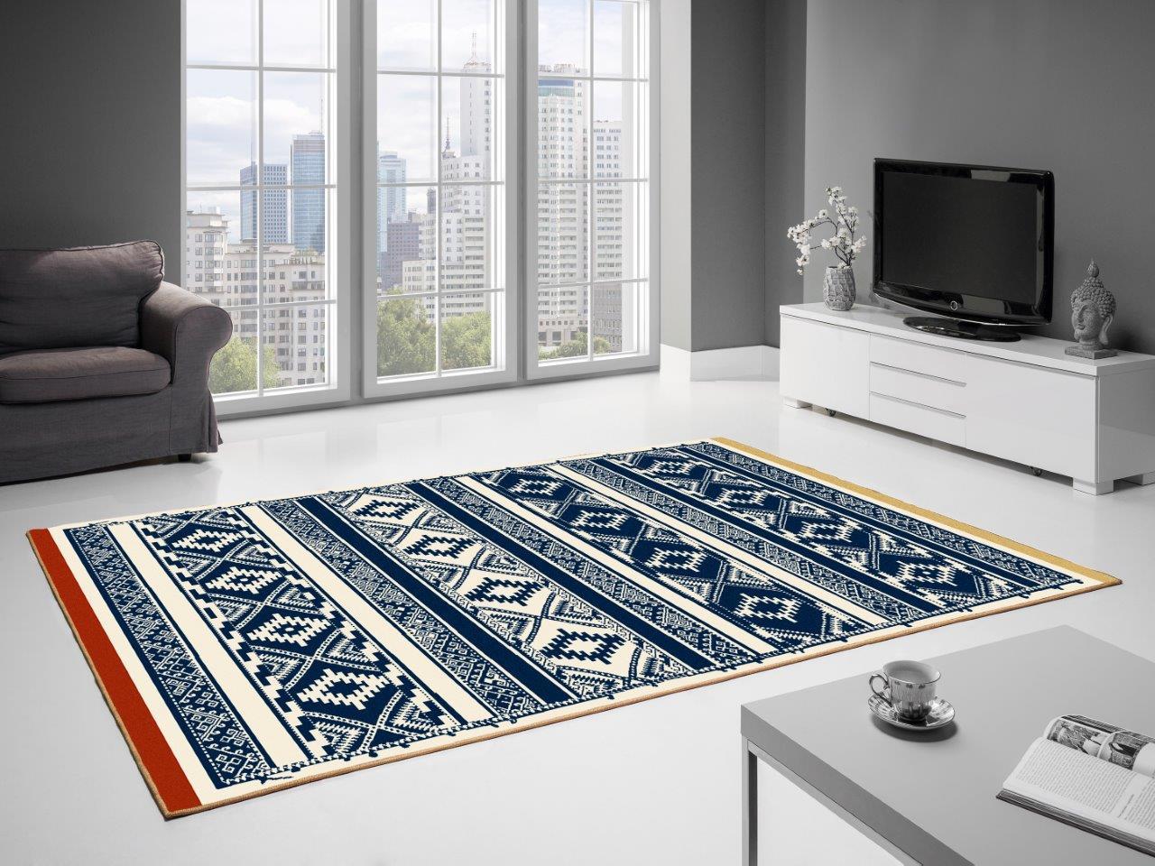 Materiały, z jakich wykonywane są dywany
