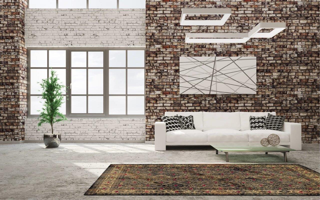 Dywan, który odmieni wnętrze salonu