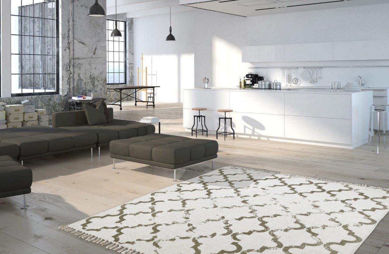 Sposób na ruszający się dywan