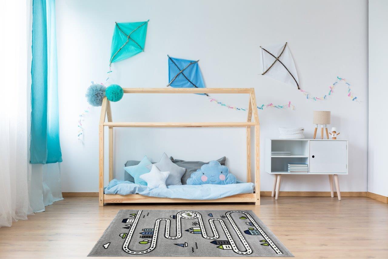 Dywan dla przedszkolaka