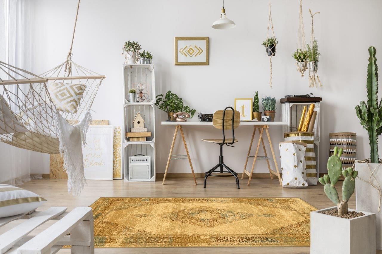 Wybór odpowiedniego koloru dywanu